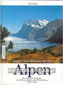 Gipfel- und Hohenwege der Alpen
