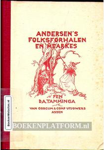 Andersen's Folksforhalen en Mearkes