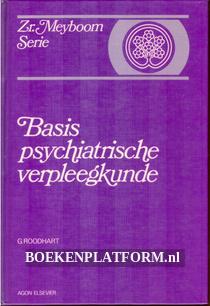 Basis psychiatrische verpleegkunde