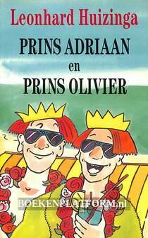Prins Adriaan en prins Olivier