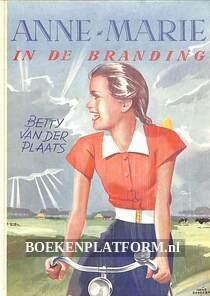 Anne-Marie in de branding