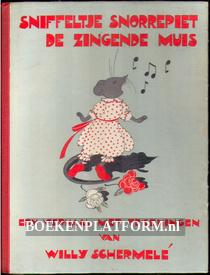 Sniffeltje Snorrepiet, de zingende Muis