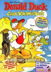 Donald Duck groot vakantieboek