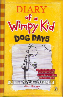 Diary of a Wimpy Kid, Dog Days