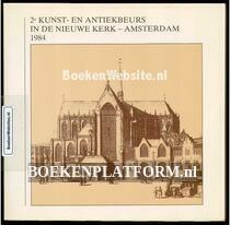 2e Kunst en Antiekbeurs 1984