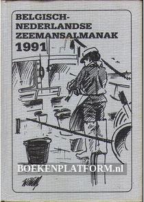 Belgisch Nederlandse Zeemansalmanak 1991