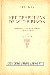 Het Geheim van den Witten Bison