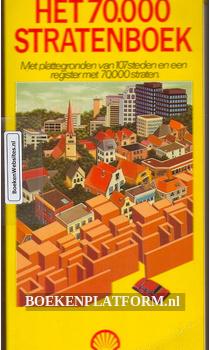 Het 70.000 stratenboek