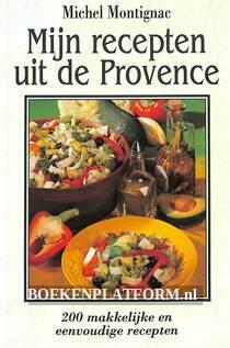 Mijn recepten uit de Provence