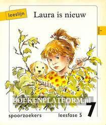 Laura is nieuw