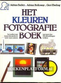 Het kleuren fotografieboek