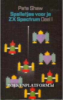 Spelletjes voor je ZX Spectrum 1