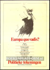 Europa quo vadis?