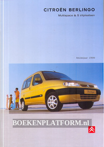 Citroen Berlingo Multispace & 5 zitplaatsen