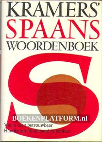 Kramer's Spaans woordenboek