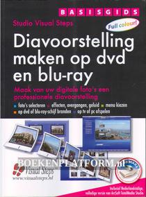 Diavoorstelling maken op DVD en Blue-ray