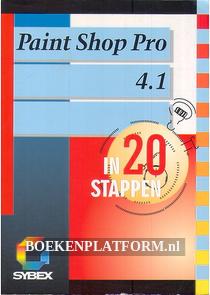 Paint Shop Pro 4.1