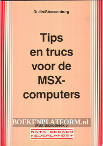 Tips en trucs voor de MSX computers