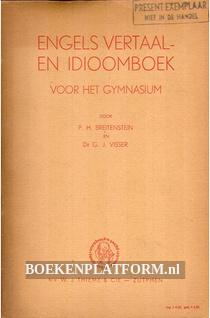 Engels vertaal- en idioomboek voor het Gymnasium