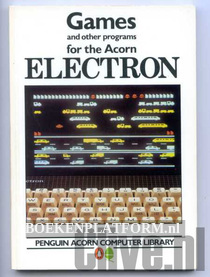 Games and other Programs for the Acorn Electron