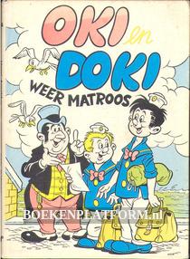Oki en Doki weer matroos