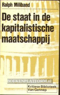 De staat in de kapitalistische maatschappij
