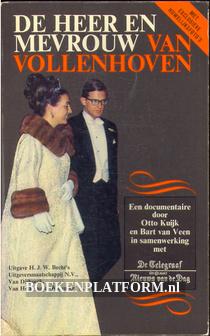 De heer en mevrouw van Vollenhoven