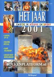 Het jaar 2001