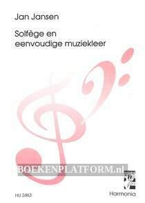 Solfege en eenvoudige muziekleer