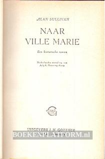 Naar Ville Marie