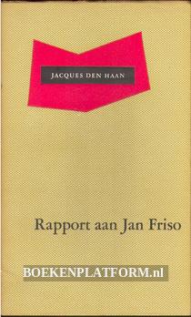 Rapport aan Jan Friso