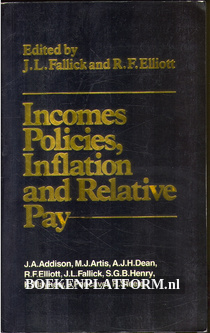 Incomes Policies, Infaltion and Relative Pay