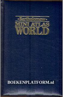 Bartholomew Mini atlas World