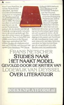 2068 Studies naar het naaktmodel over literatuur