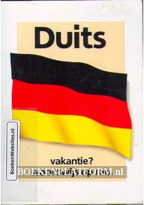 Duits, vakantie? woordwijs op reis