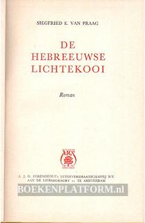 De Hebreeuwse lichtekooi