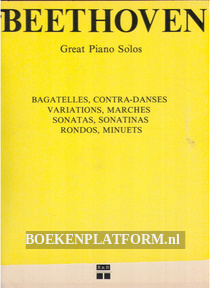 Beethoven, Great Piano Solos