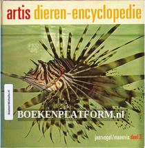 Artis Dieren- encyclopedie deel 3