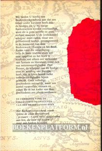 1963 Europa in een boek