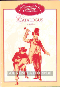 Oprechte Veiling Haarlem, catalogus 166