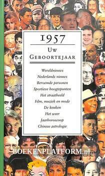 1957 Uw geboortejaar