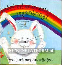 Wat zit er in een regenboog?