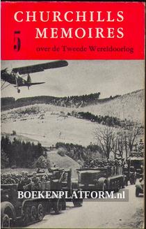 Churchills Memoires 05, Duitsland dringt op naar het oosten