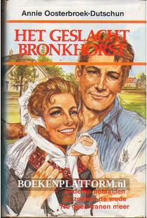 Het geslacht Bronkhorst, trilogie