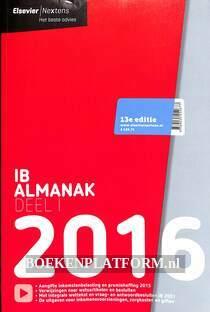 IB Almanak 2016 deel 1