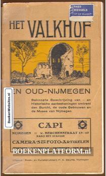 Het Valkhof en oud-Nijmegen