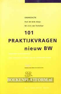 101 praktijkvragen nieuw BW