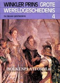 Winkler Prins Grote Wereld-geschiedenis 4