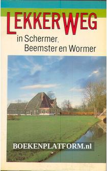 Lekker weg in Schermer, Beemster en Wormer