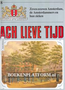 Amsterdammers en hun zieken